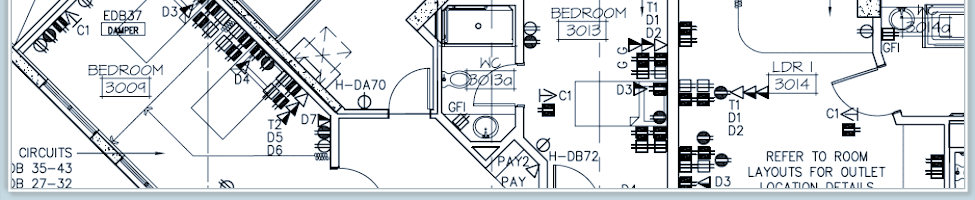 Blueprint plotting cad drafting design services municipal project blueprint plotting and cad design services malvernweather Choice Image