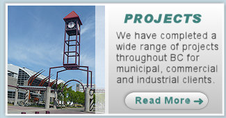 Municipal and Commercial Lighitng Projects